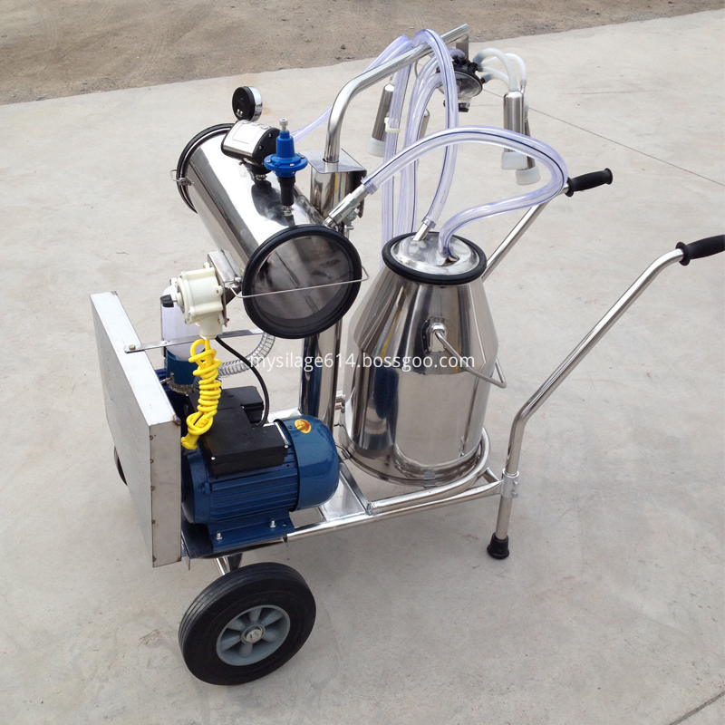 Movable Milking Machine
