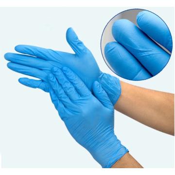 Nitrile Gloves Disposable Medical Examination Gloves
