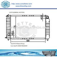 General Motors Blazer Radiator Pickup 94-04 OEM: 52462544