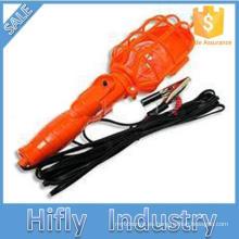 HF-ZK 5 M Cable 60 W Reparación de la Reparación de Automóviles Portátiles Revisión Inspección Lámpara de Trabajo Gancho Colgante de Coche Lámpara de Luz de Emergencia