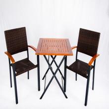 Tuin meubilair Sets rotan tafel stoelen Sofa Set