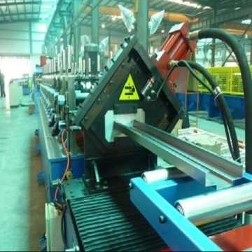 Baja Pintu Bingkai Adjustable Roll Forming Machine