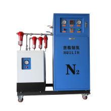 Pequeño generador de nitrógeno para alimentos de alta pureza