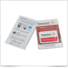 Microfaser Handy Bildschirm Reiniger Microfaser Aufkleber