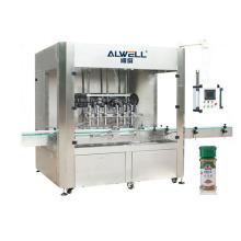 Hot sale seasoning powder filling machine bottle filling production line