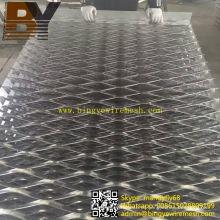 Fábrica de vendas diretas Painel de metal expandido de alumínio