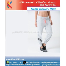 stylish women gym fleece trouser pant fashion wear and dance wear jogger