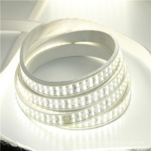 110V 220V 5050 2835 SMD 180LEDs per m Warm White Double Row LED Flex Strip