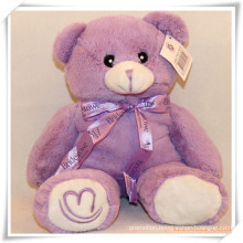 Lavender Teddy Bear Plush Toys for Promotion