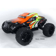 Nueva llegada 2.4G 1/10 Scale High Speed ​​Electric RC Car
