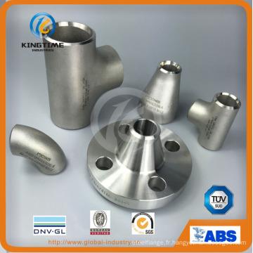 Réducteur excentrique d'acier inoxydable de haute qualité 304 (KT0362)