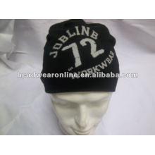 Ski cap with printed Logo 100% cotton