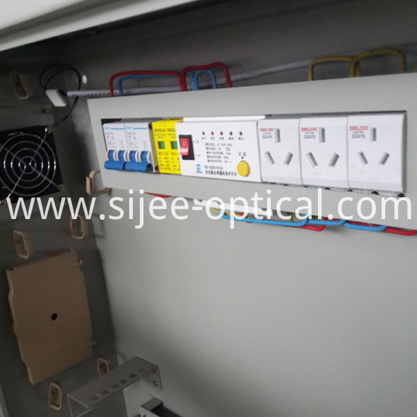 Cctv Metal Enclosure Power Distribution Box