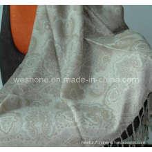 Jet de laine, couverture de laine, jeter (CMT-090144)