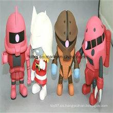 Inflable de vinilo al por mayor pequeño plástico de PVC extranjeros modelo de juguete