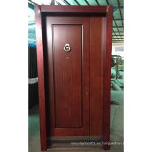 Puerta de aislamiento acústico de madera especial