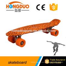 Mini placa de cruzador, skate de transferência de água, para personalizar a venda barata