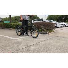 bicicleta eléctrica plegable ebike fodable e-scooter