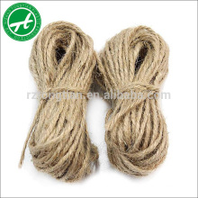 3-50mm high quality natural hemp rope jute rope for hot sale