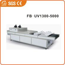 Máquina de foto-solidificação UV compatível com linha de produção de impressão (FB-UV1300-5000)