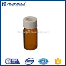 Flüchtige organische Verbindungen verwenden 40 ml Amber EPA VOA Durchstechflasche