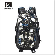 La mochila duradera del precio bajo 2015 empaqueta los bolsos de la mochila del ocio y de los deportes para el hombre y la mujer