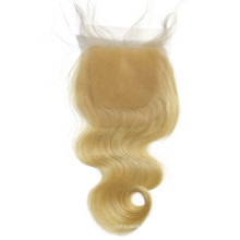 lace closure free parting lace closure blonde hair bundles lace front closure wet and wavy