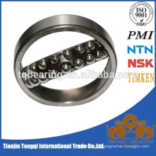 2214 steel self-aligning ball bearing for mine machine