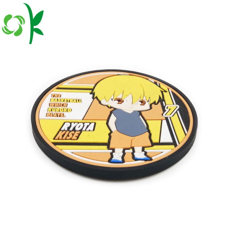 Cartoon Figure Cup Coasters