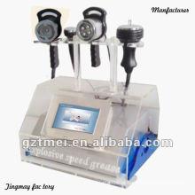 Fast emagrecimento lipoaspiração ultra-sônica equipamentos de beleza RF / cavitação mahcine