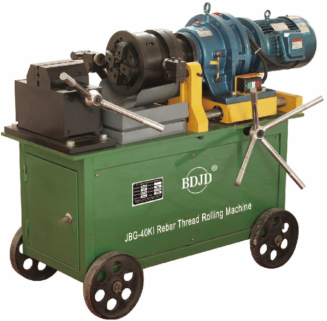 JBG Series Rebar Thread Rolling Machine