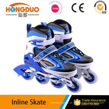 skate de patinagem de skate / rolo piscante