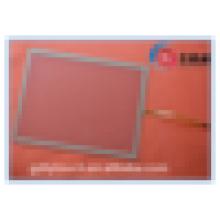 Panel resistente de la pantalla táctil de la venta caliente con 4 alambre