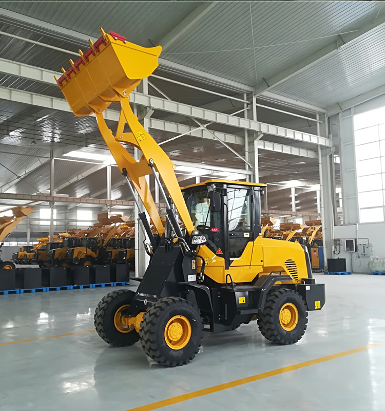 Good Price 1.5T Small Loader en venta