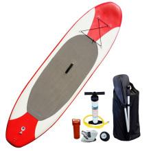 Надувная доска для серфинга с веслом из ПВХ