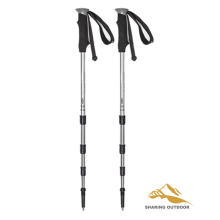 Good Quality for China Manufacturer of Alpenstock Trekking,Alpenstock Hiking Poles,Alpenstock Trekking Poles,Foldable Alpenstock FitLife Nordic Walking mountaineering Poles supply to Liberia Suppliers