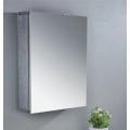 Waterproof and anti-fog mirror cabinet for bathroom
