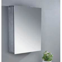 Waterproof and anti-fog mirror cabinet for bathroom