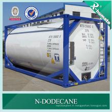 98% min N-dodécane utilisé comme matière première d'insecticide en spray, pesticide