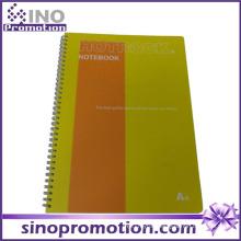 Custom Chinese Hardcover Loose Leaf Filler Notebook