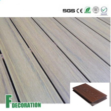 Outdoor Low Maintenance Promotional Co-Extrusion WPC Wood Plastic Composite Decking