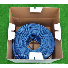 China Supplier Twisted Pair UTP CAT6 Network LAN Cable 1000FT