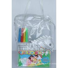 Vente en gros de jouets de peinture éducative lavable bricolage