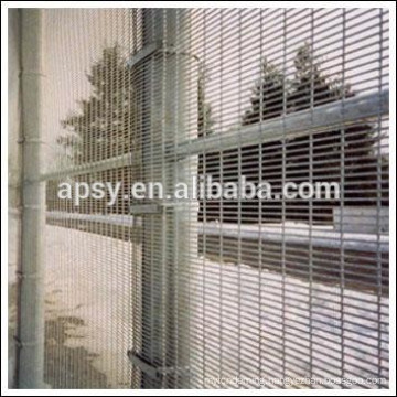 hot selling!! 76.2mmX12.7mm security fence/358 security fence prison mesh/security fence direct factory price