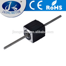 factory price for small 28mm linear stepper motor , leadscrew length from 50mm~500mm