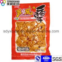 Laminierte gekochte Bohnenprodukte Plastikverpackungsbeutel