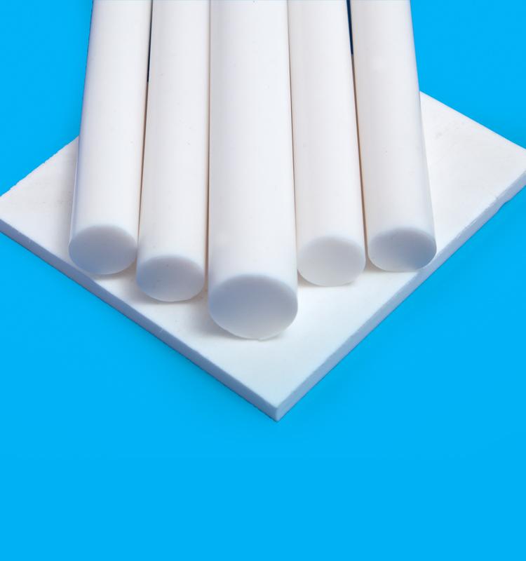 Recycled Plastic PTFE Teflon Rod