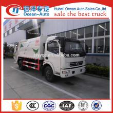 10CBM продажа мусоровозов Dongfeng