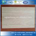 MDF stratifié en chêne blanc naturel de 3 mm