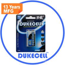 Mighty Energy Long Duration 6LR61 9V Alkaline Battery